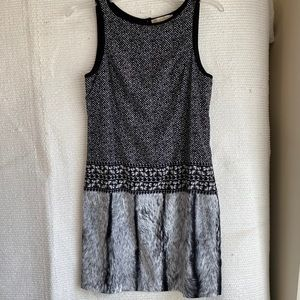 Michael Kors XS Rockstar Print Shift Dress NWOT
